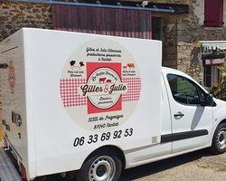 produits fermiers - La Petite Ferme de Giles et Julie - Limoges